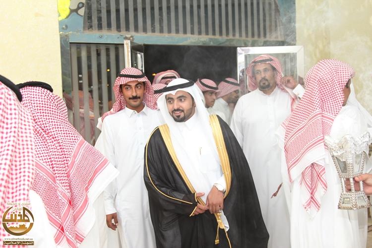 بالصور زواج وليد بن مفلح بن شريد الحميداني في محافظة المذنب